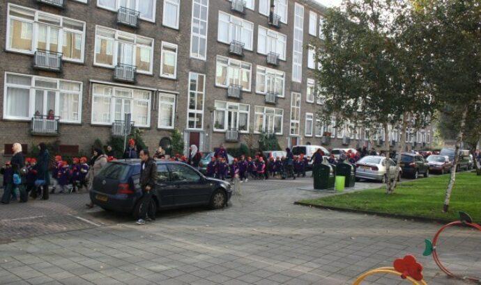 Amsterdam; omvangrijk participatietraject